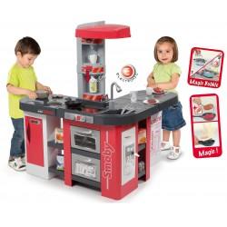 Detská kuchynka Tefal Studio XXL Smoby elektronická s magickým bublaním a ľadom s 38 doplnkami