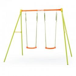 KETTLER Detská dvoj-miestna hojdačka 2m-ová Swing 2 s kovovou konštrukciou