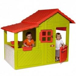 SMOBY Detský záhradný domček Maison Floralie House
