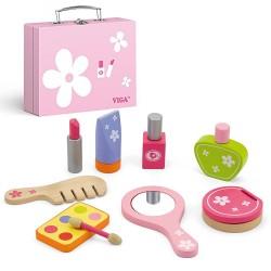 Detský kozmetický kufrík s doplnkami