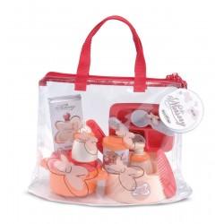 Écoiffier Nursery súprava s doplnkami pre bábiky v taške
