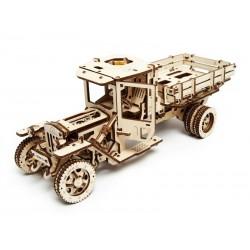 UGEARS Drevený mechanický model - Nákladné auto