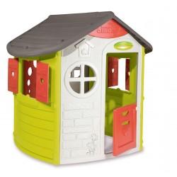 SMOBY Detský záhradný domček Jura Lodge