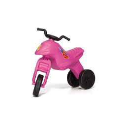 DOHÁNY Detské odrážadlo - motorka Mini superbike - ružová magenta