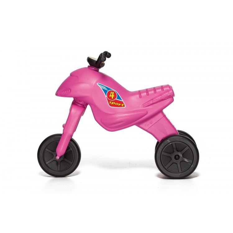 868abb1377ce ... DOHÁNY Detské odrážadlo - motorka Mini superbike - ružová magenta ...