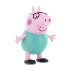 Comansi Peppa Pig Prasiatko - Otecko rozprávková figúrka