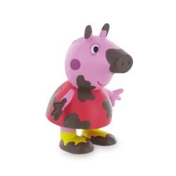 Comansi Peppa Pig Prasiatko - zablatený Peppa rozprávková figúrka