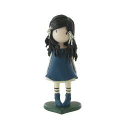 Comansi Gorjuss - Figúrka v modrých šatách