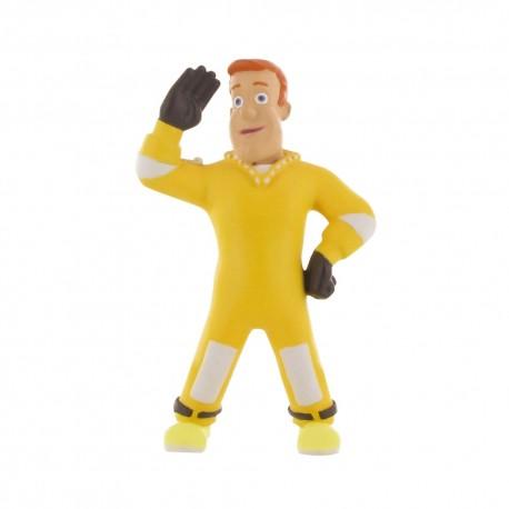 Comansi požiarnik Sam - Sam požiarnik v žltom oblečení - rozprávková figúrka