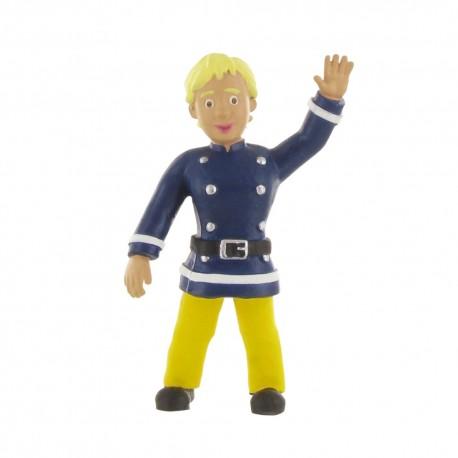 Comansi požiarnik Sam - Penny požiarnik rozprávková figúrka