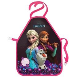 Detská zástera na maľovanie - Frozen
