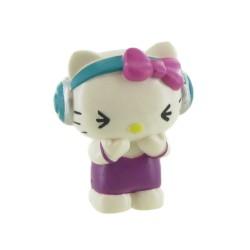 Comansi Hello Kitty - Hello Kitty so slúchatkami rozprávková figúrka