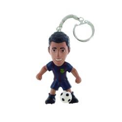 Comansi FC Barcelona - Luis Suarez futbalista kľúčenka