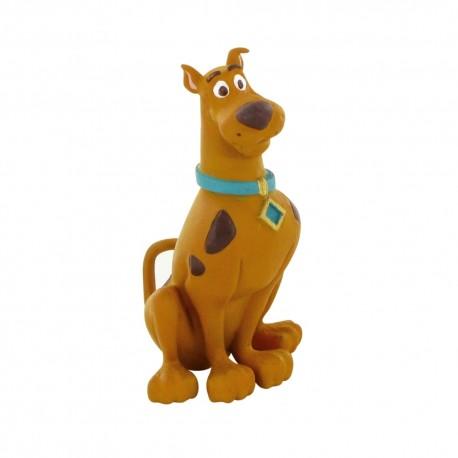 Comansi Scooby-Doo - Scooby-Doo sediaci rozprávková figúrka