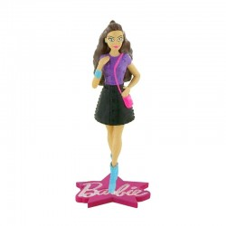 Comansi Barbie Fashion - Barbie s kabelkou rozprávková figúrka
