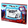 Magnetická tabuľa na kreslenie veľká - The Cars