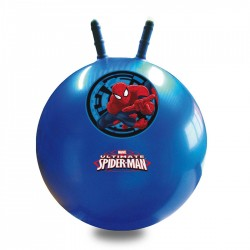 Detská lopta na skákanie Spiderman - 45 cm