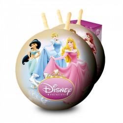 Detská lopta na skákanie Disney Princess - 45 cm