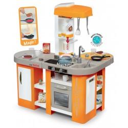 Detská kuchynka Tefal Studio XL Smoby Bubble elektronická s magickým bublaním, kávovarom a sódou