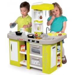 Detská kuchynka Tefal Studio XL Smoby elektronická s magickou cestovinou, kolou, kávovarom