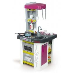 Detská kuchynka Smoby Tefal Studio Bubble elektronická s magickým bublaním a sódovačom