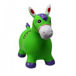 Hopsadlo pre deti - Poník zelený