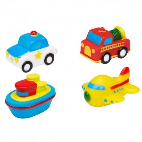 ALEX - sada hračiek do vane - Doprava