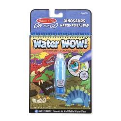 Melissa & Doug Magická omaľovánka – Dinosaury – Water WOW