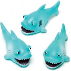 Baker Ross - sada hračiek do vane - Žraloky 4 kusy