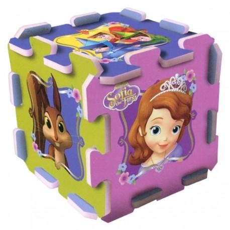 TREFL Penové puzzle pre deti - Sofia princezná