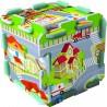 TREFL Penové puzzle pre deti - Mesto