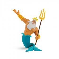 Bullyland Ariel - Kráľ Triton rozprávková figúrka
