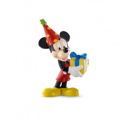 Bullyland Mickey Mouse Clubhouse - Mickey Mouse oslávenec rozprávková figúrka