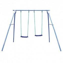 SPARTAN Detská záhradná hojdačka - dvojmiestna 2 m