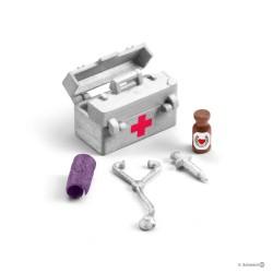 Schleich 42364 lekárnička veterinára