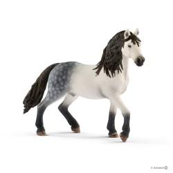 Schleich 13821 zvieratko kôň - Andalúzsky žrebec