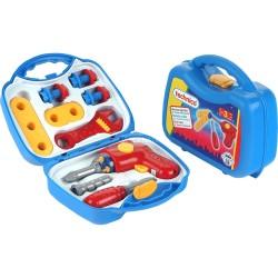 Klein sada detského náradia so skrutkovačom v kufríku