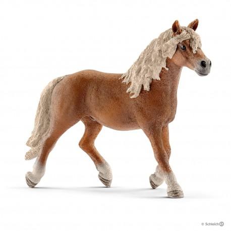 Schleich 13813 Haflinger žrebec