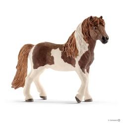Schleich 13815 poník Islandský žrebec
