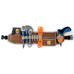SMOBY Bob the Builder detské náradie na opasku so skrutkovačom