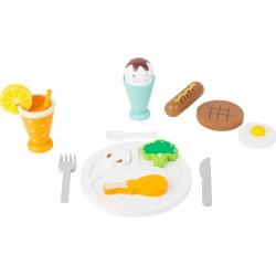 Legler Drevené potraviny Lunch Break - Obed