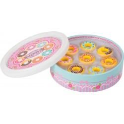 Legler Drevené pampúšiky Donuts
