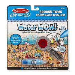 Melissa & Doug Magické pero Okolo mesta Water WOW! Deluxe
