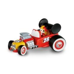 Bullyland Mickey Mouse Clubhouse - Mickey Mouse v pretekárskom aute rozprávková figúrka
