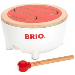BRIO detský drevený bubon
