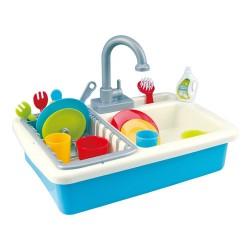 PlayGo Detské umývadlo s tečúcou vodou + 20 doplnkov