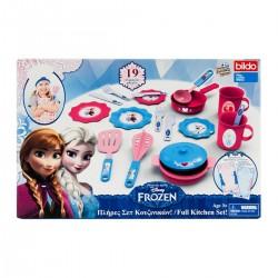 BILDO detská súprava riadov na varenie Frozen