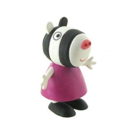 Comansi Peppa Pig Prasiatko - Zebra Zoe rozprávková figúrka