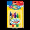 Colorino Kids pastelky do vane - 5 farieb