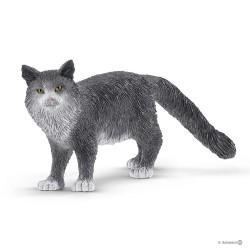 Schleich 13893 domáce zvieratko Mainská mývalia mačka